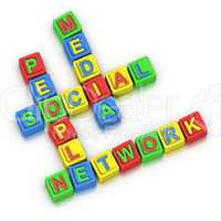 Crossword Puzzle : SOCIAL MEDIA PEOPLE NETWORK