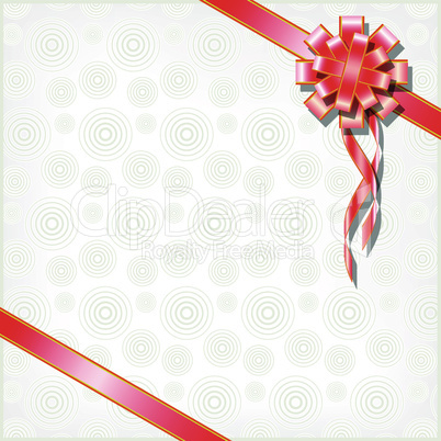 Vector gift card
