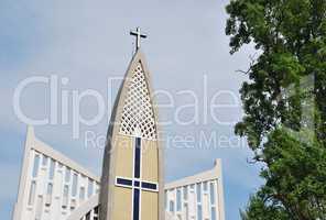 Nossa Senhora Auxiliadora Church in Lisbon