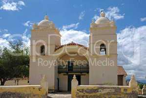 Kolonialkirche in Molinos, Argentinien
