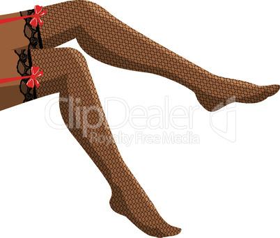lingerie legs