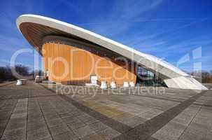Haus der Kulturen der Welt Kongresshalle in Berlin