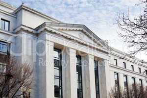 Dirksen Senate office building facade Washington