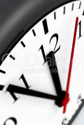 5 vor Zwölf und die Uhr tickt weiter