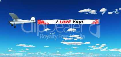 Luftmarketing - I love U!