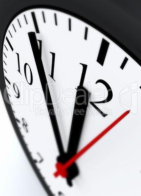 Ticking Time - 5 vor Zwölf Konzept