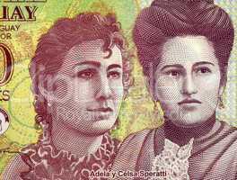 Adela and Celsa Speratti