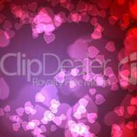 Bokeh of Love - Hintergrund