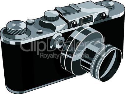 camera slr retro