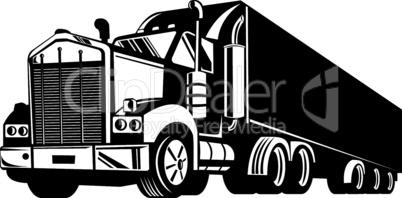truck side iso worm retro