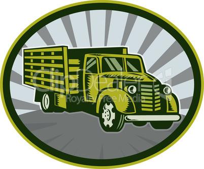 truck vintage pickup retro