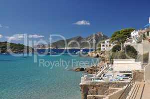 Küste bei Sant Elm, Mallorca
