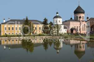 monastery in Russia near Moscow