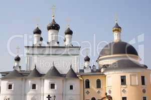 monastery near Moscow