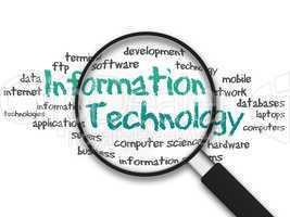 Magnifying Glass - Information Technology