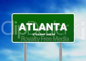 Atlanta Highway Sign