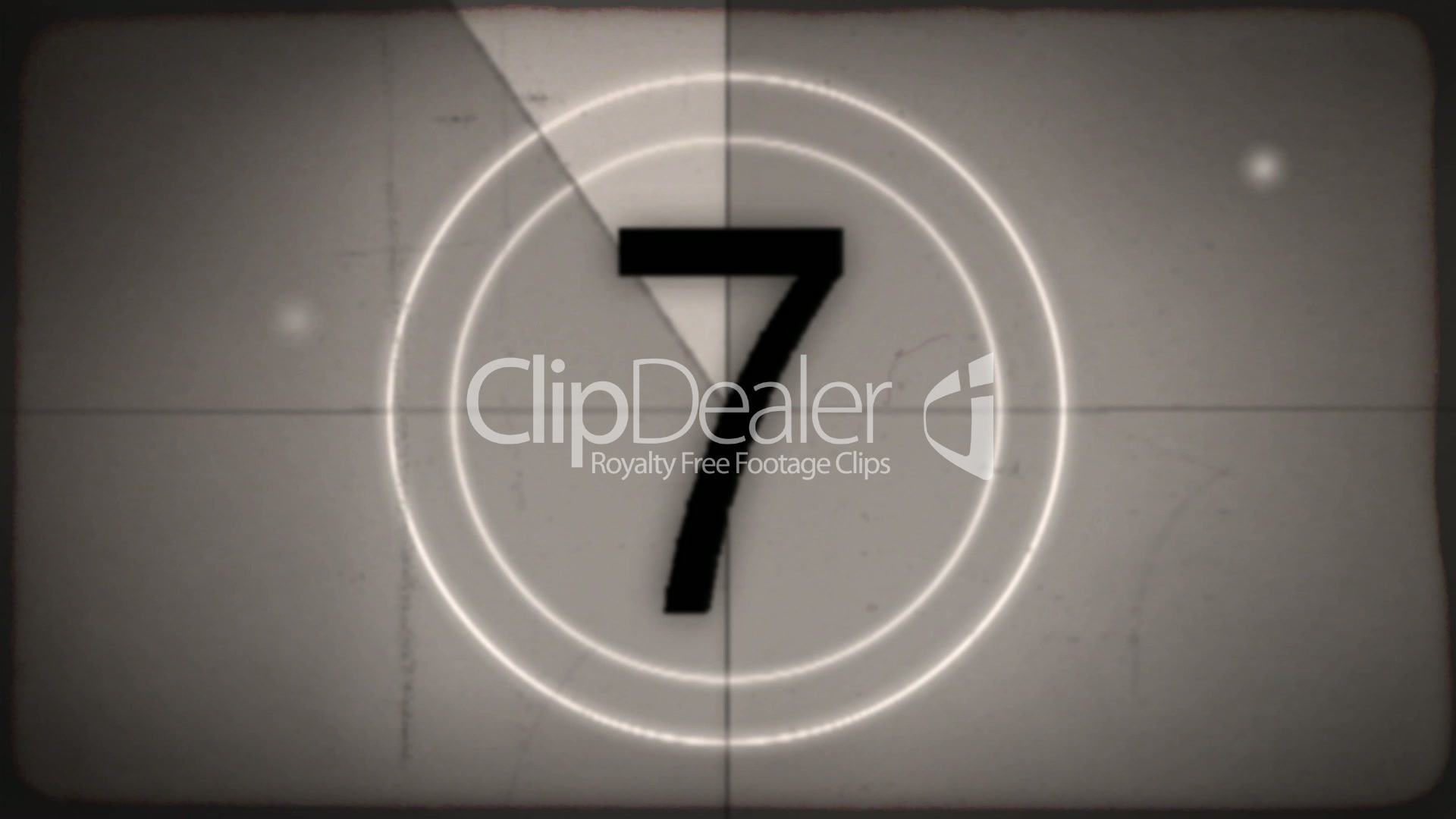 Film Leader Countdown Royalty Free Video And Stock Footage