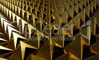 Hintergrund - Pyramiden Matrix Gold 1