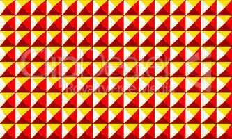 Hintergrund - Zick Zack Rot Gelb Weiß