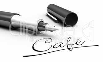 Cafè - Stift Konzept