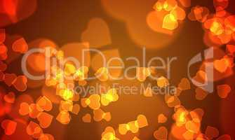 Hintergrund der Hundert Herzen 4