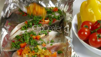 Cooking Baked Fish