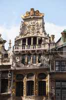 Maison du Cornet or De Hoorn in Brussels