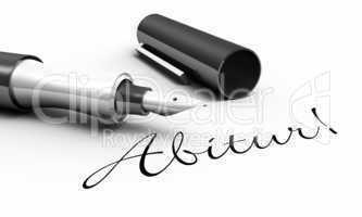 Abitur! - Stift Konzept
