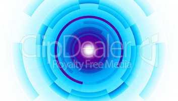 Licht Matrix Hintergrund blau lila weiß