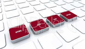 3D Pads Rot - HTML CSS PHP MYSQL 2