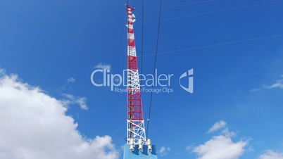 Base station of mobile cellular communication