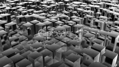 cube pan metal