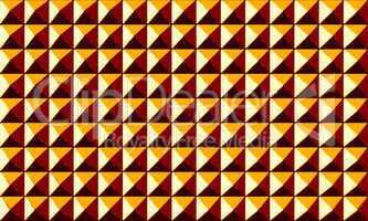 Hintergrund - Zick Zack Rot Gelb Weiß 2