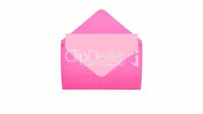 Love Mail Pink