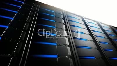 Network Servers in Line (Loop)