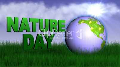 Nature Day and World - HD1080