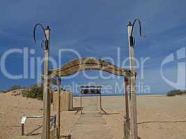 Piscinas, Dünenlandschaft an der Costa Verde, Südwest-Sardinien