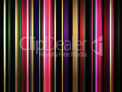 Many color stripes