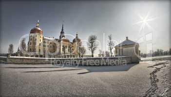 Moritzburg Castle HDR
