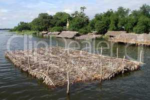 Flooding in Amarapura