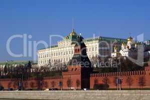 Big palace and Kremlin