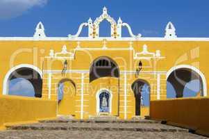 Monastery in Izamal