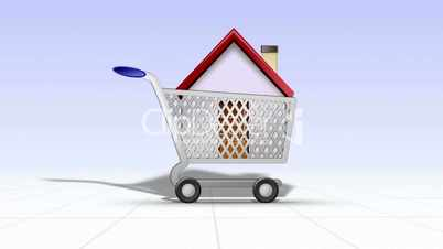 Home in Cart Concept - HD1080