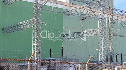 Power plant output transformers cape cod