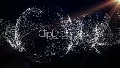 Particle Background 11 - HD1080