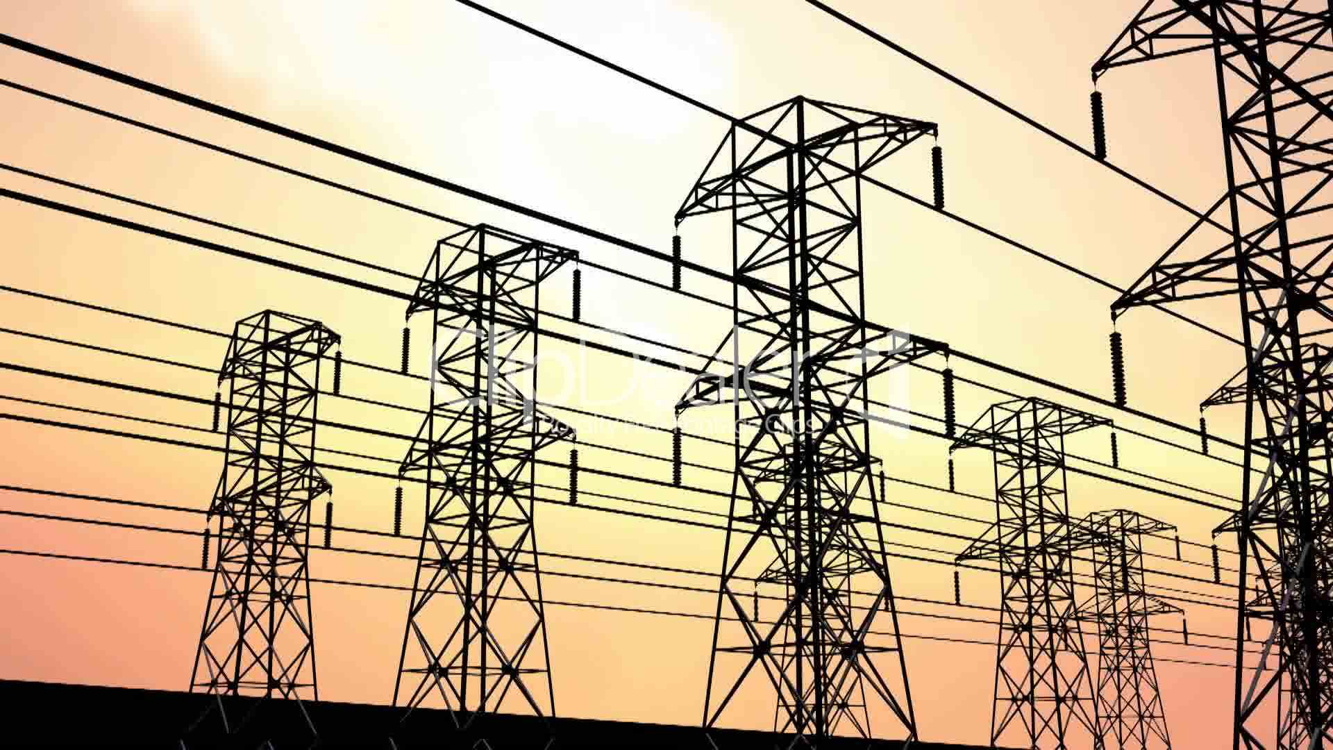 Electricity Power Station Royalty Free Video And Stock