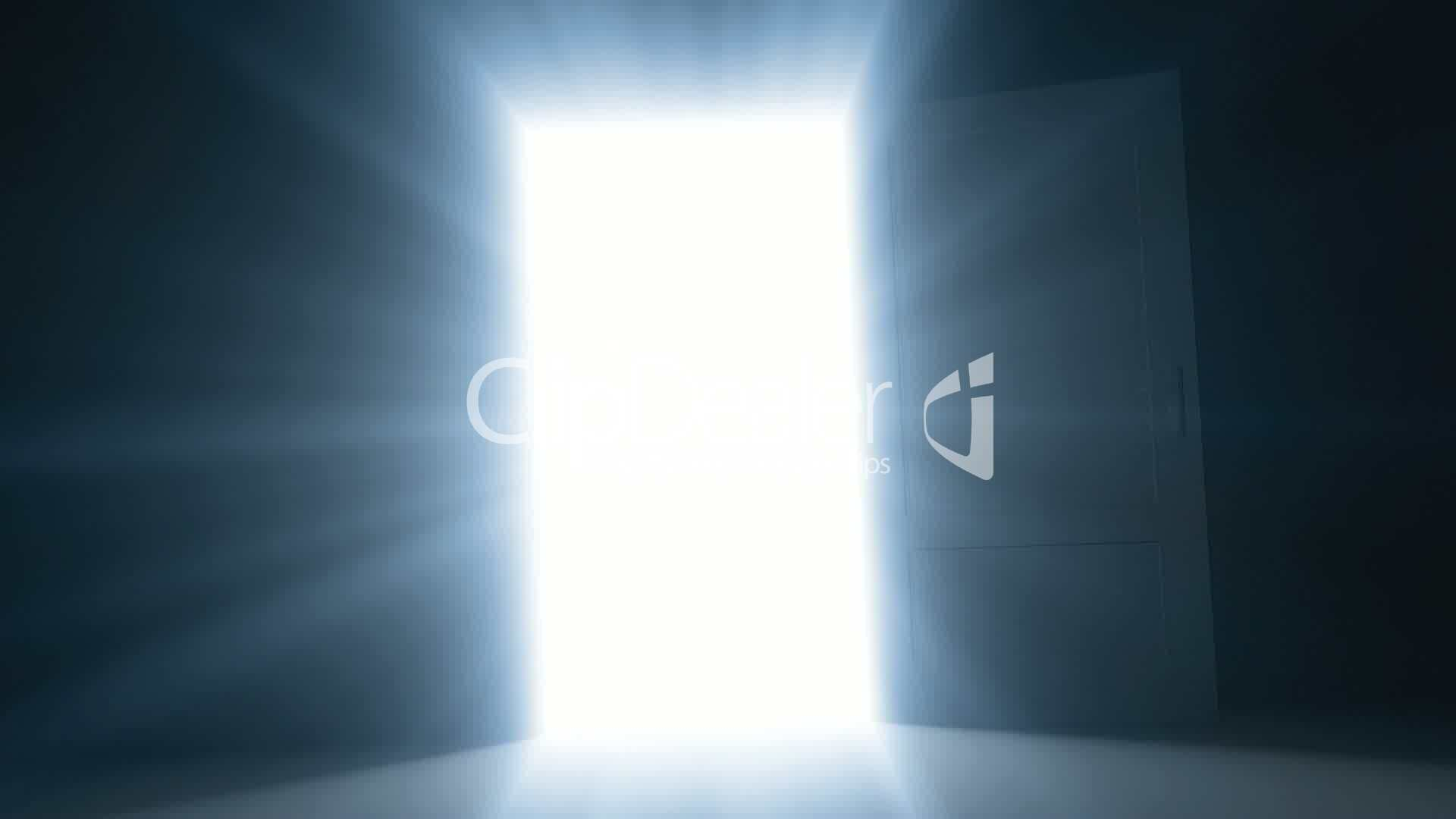 Door To The Heaven Royalty Free Video And Stock Footage