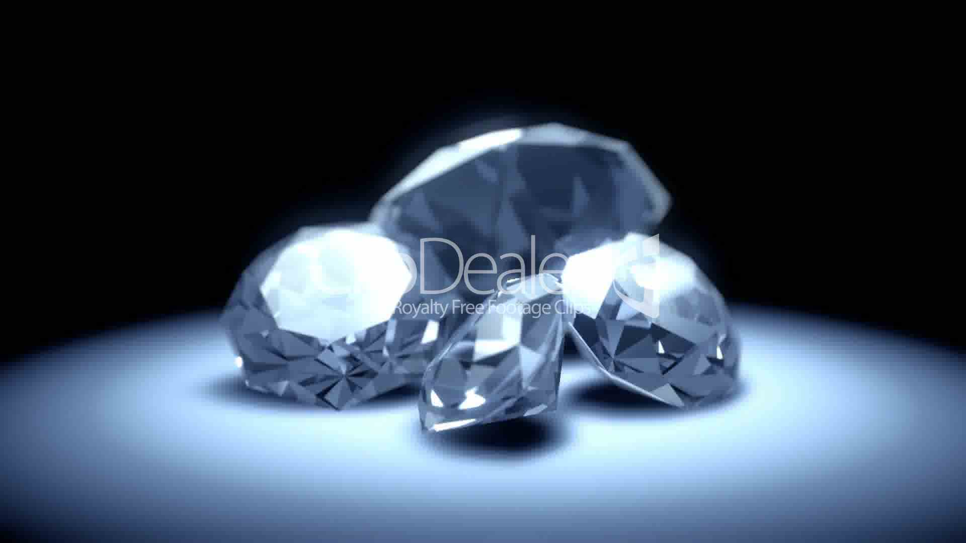 stock footage turning seamless diamonds and video royalty media free diamond clips