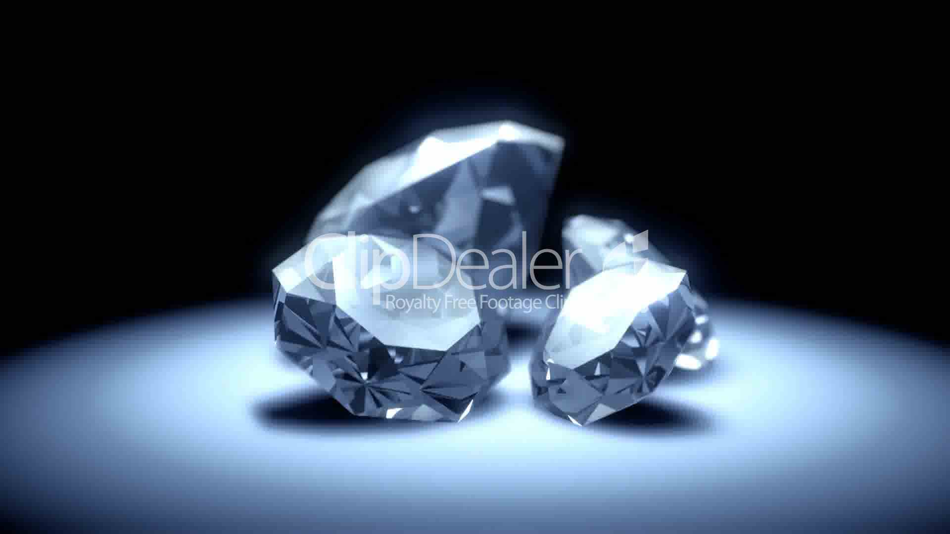 royalty video media stock footage diamonds diamond and turning free clips seamless
