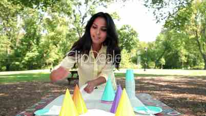 Outdoor Birthday Celebration - Cross-Media